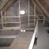 Einbau eines Zwischenpodest im Dachboden